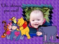 Abraços do ursinho pooh