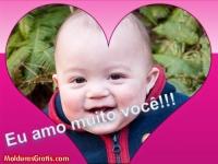 Eu amo muito você