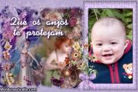 Que os anjos de protejam