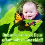 Bênçãos de Deus na sua vida