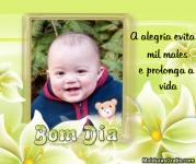 A alegria prolonga a vida