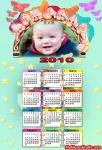 Calendário dos sete anões