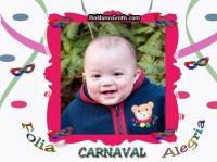Folia, carnaval e alegria
