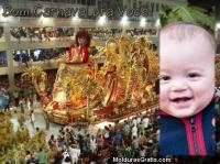 Bom carnaval para você