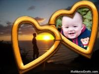 Corações ligados