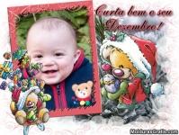 Curta bem o mês de Natal