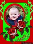 Corações, laços, borboletas e Rosas vermelhas