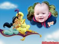 Aladdin e Jasmin