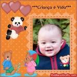 Criança é vida