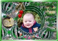 Feliz Natal e um ano novo cheio de paz
