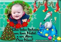 Bom Natal e ótimo ano novo