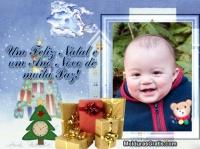 Feliz Natal e um ano novo de muita paz