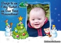 Feliz Natal e um ano maravilhoso