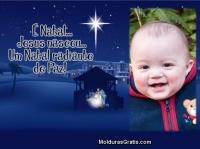 Um Natal radiante de paz