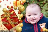 Sinceros votos de um Feliz Natal