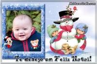Te desejo um Feliz Natal