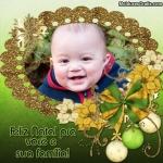 Feliz Natal pra você e pra sua família