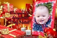 Eu quero te desejar um Feliz Natal