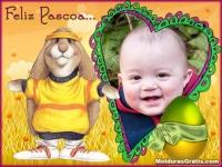 Coração de Páscoa