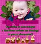 Domingo de Páscoa abençoado